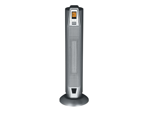 Sunpentown SH-1960B Tower Ceramic Heater with Thermostat