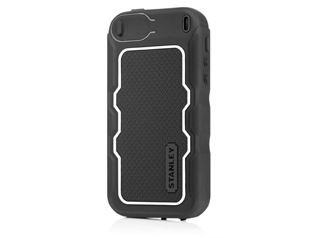 Incipio Gray/White Stanley Dozer for iPhone 5 with Holster STLY-014