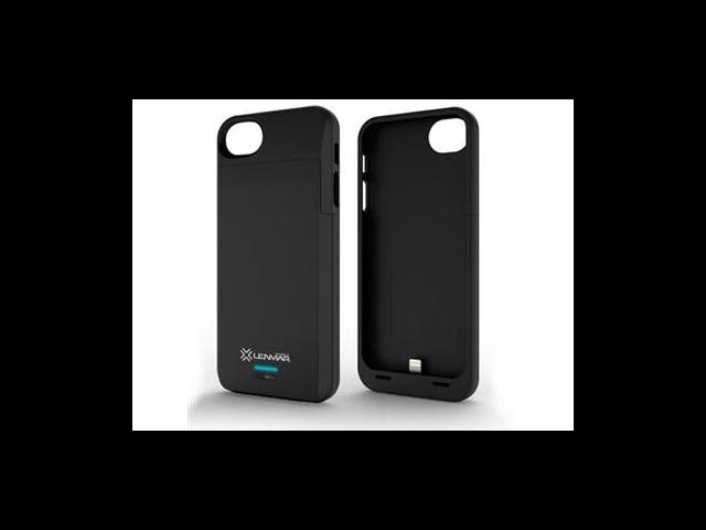 Lenmar Meridian 2200mAh Battery Case for iPhone 5 (Black)