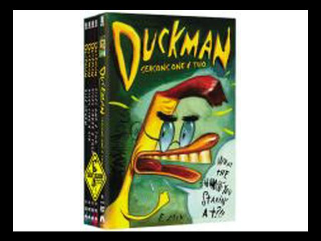 Duckman Season 1-4
