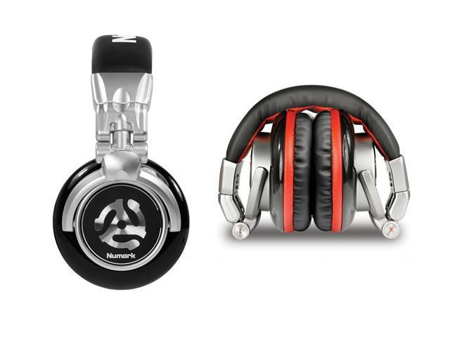 Numark Red RED WAVE Folding DJ Headphones