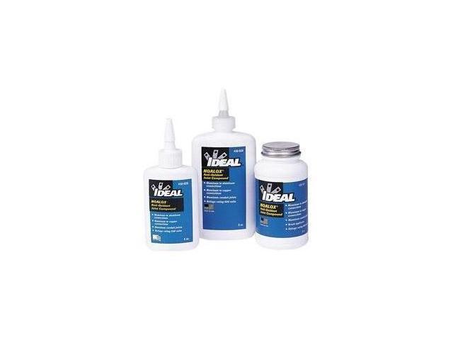Ideal 30-026 Noalox Anti-Oxidant Compound 4 oz. Squeeze Bottle
