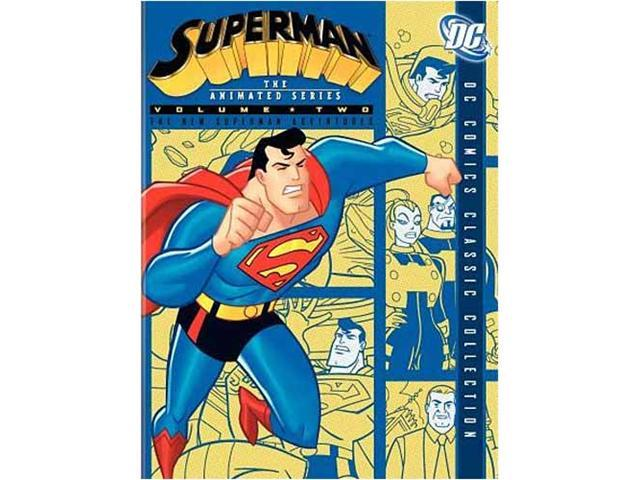 Superman: The Animated Series Volume Two