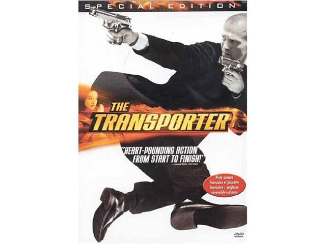 The Transporter Jason Statham, Qi Shu, Ric Young, Francois Berleand, Matt Schulze, Doug Rand, Didier Saint Melin, Tonio Descanvelle, Laurent Desponds, Matthieu Albertini