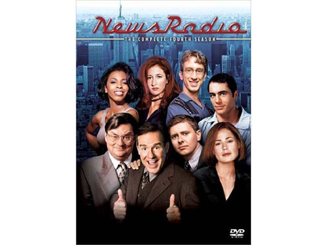 NewsRadio: The Complete Fourth Season