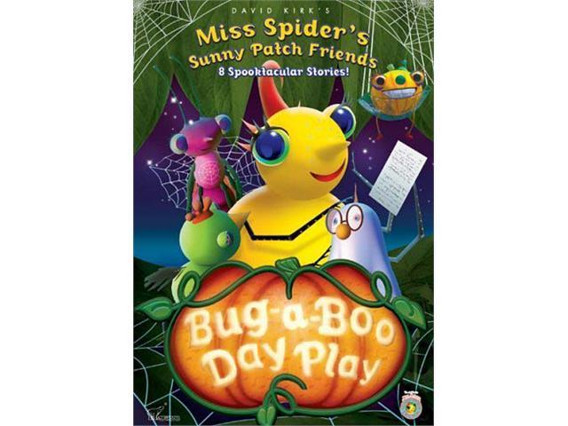 Miss Spider Bug-A-Boo Day Play