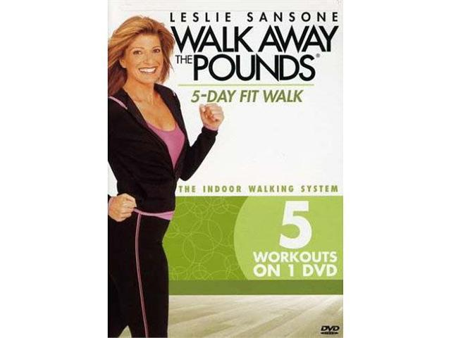 Leslie Sansone: Walk Away The Pounds 5 Day Fit Wal