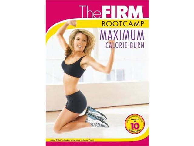 Firm: Bootcamp Maximum Calorie Burn