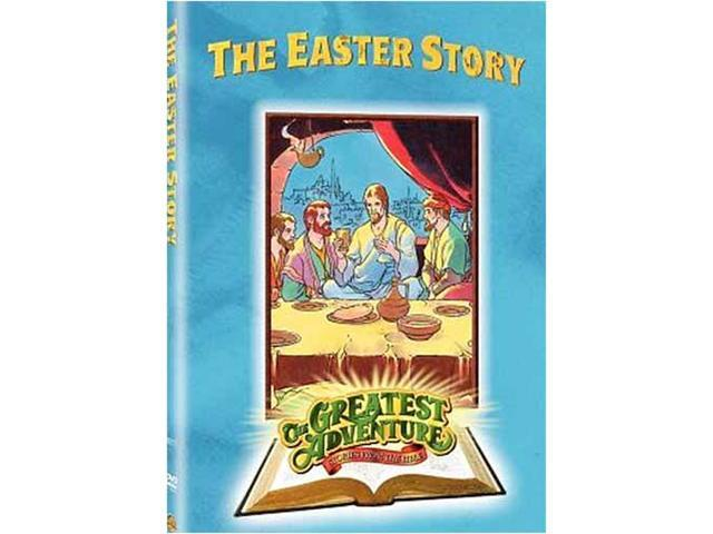 The Greatest Adventure: The Easter Story