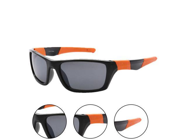 Epic  Outdoors Sports Full Square Framed Sunglasses UV400
