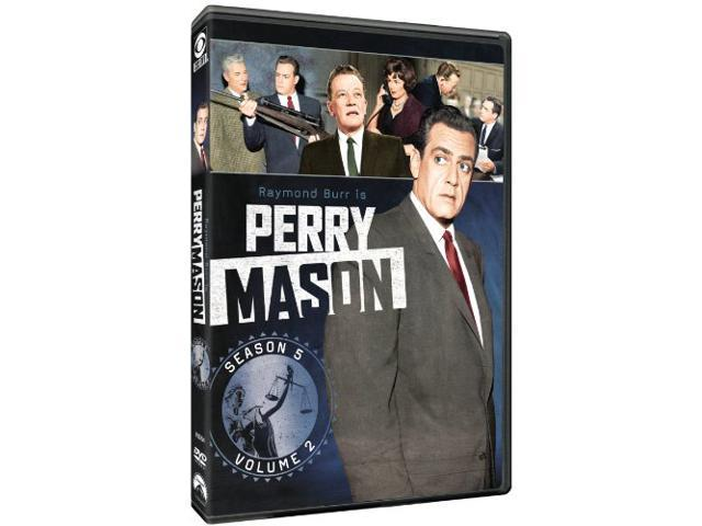 Perry Mason:Fifth Season Vol 2