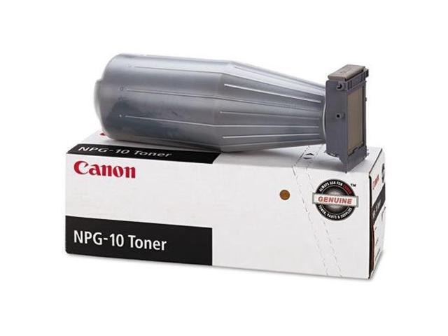 Canon NPG-10 (1381A004) Toner Cartridge, black