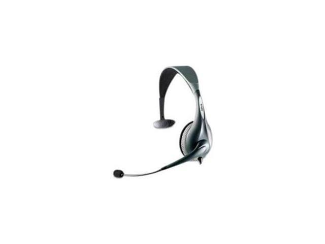 Jabra UC Voice 150 Monaural Over-the-Head Corded Headset