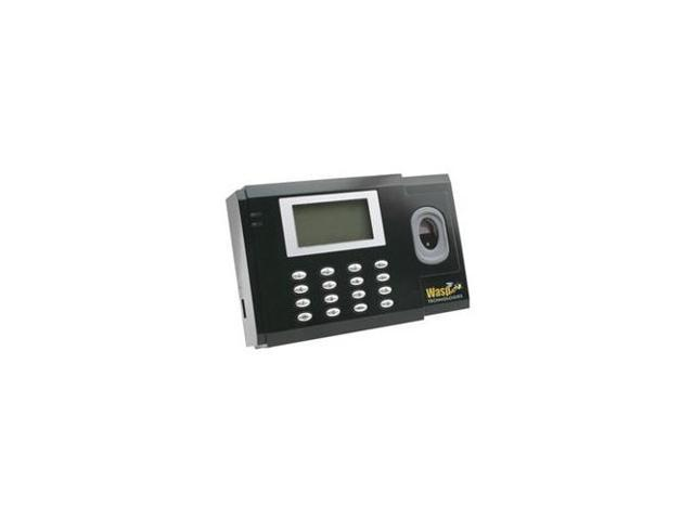 Wasp 633808550592 WaspTime B1100 Biometric Time Clock with Biometric Time and Attendance System(Pro)