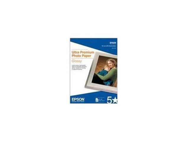 Epson Ultra Premium Photo Paper - 8