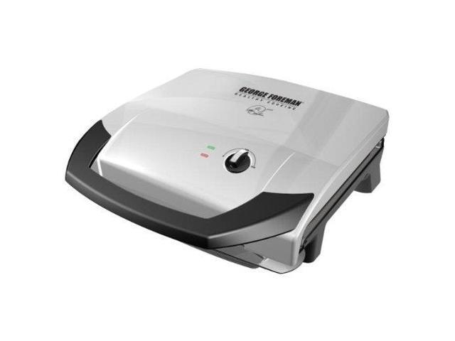 George Foreman GR0059P 8 Serving Classic Plate Grill