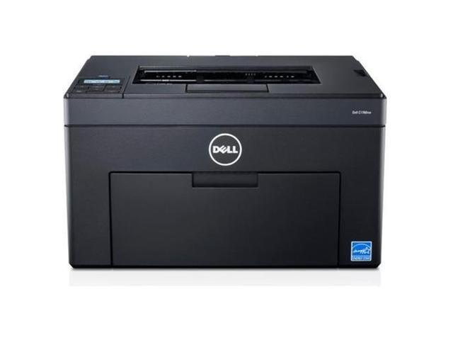 Dell C1760NW Duplex up to 1200 dpi Image Quality wireless / USB color Laser Printer
