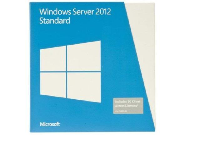 Microsoft Windows Server Standard Cal 2012 20U Cal