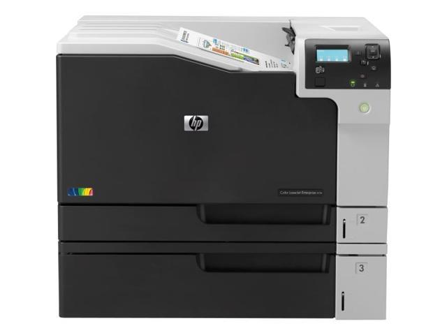 HP LaserJet Enterprise M750DN (D3L09A#BGJ) Duplex 600 x 600 dpi USB / Etherent Color Laser Printer