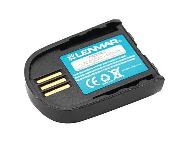 LENMAR CBZ626PC Plantronics(R) Savi(R) WH500, W440, W740 & W745 Headset Replacement Battery