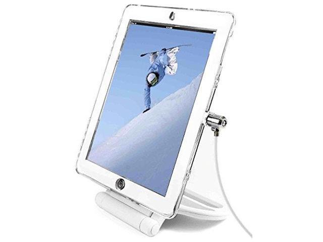 Maclocks iPad 2/3/4/Air Locking Security Cover and Security Rotating Stand PadAirRSWB