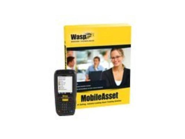Wasp Barcode MobileAsset Asset Tracking Standard Edition with DT60 (QWERTY) - 1-User