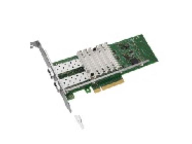 Lenovo ThinkServer X520-DA2 PCIe 10 Gb 2-port SFP+ Ethernet Adapter by Intel