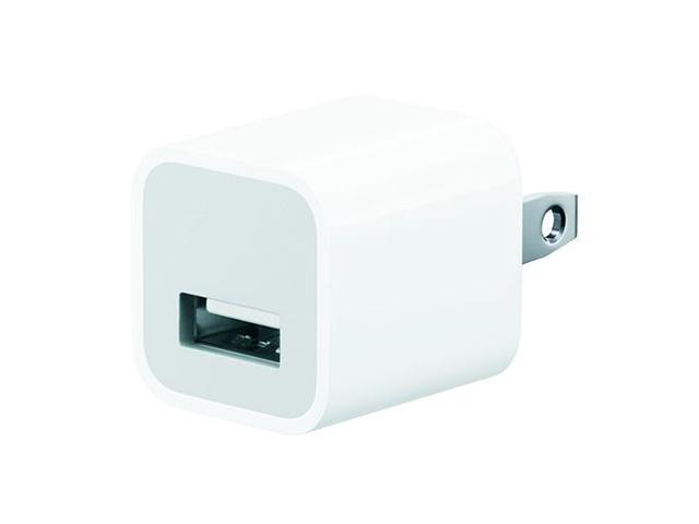 4XEM 4XAPPLECHARGER White Universal Wall Charger for iPhone/iPod