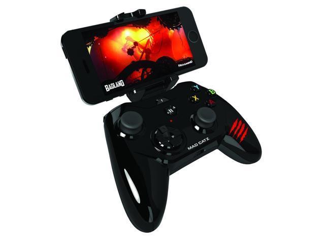 MADCATZ MCB312680AC2/04/1 Micro C.T.R.L.i(TM) Mobile Gamepad (Gloss Black)