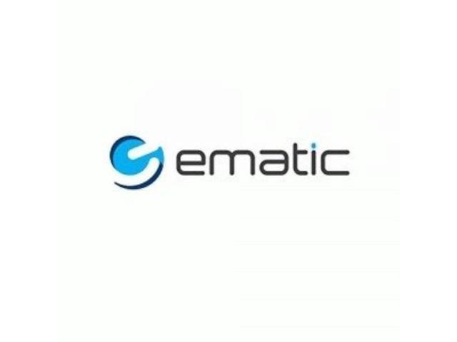 Ematic EBB9224BU CD Bluetooth Boombox
