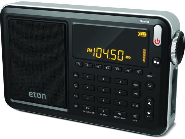 eton AM FM LW SW Radio w SSB NGSATB