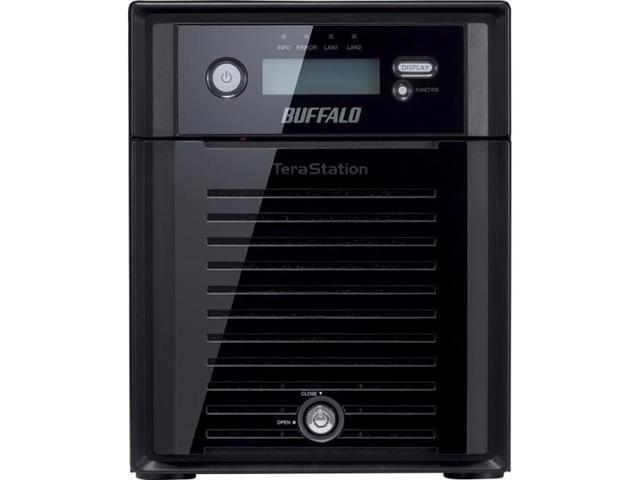 BUFFALO WS5400DN1204W2 12TB (4 x 3TB) NAS