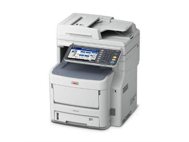 OkiData Mb760 (62446001) Monochrome Multifunction Laser Printer