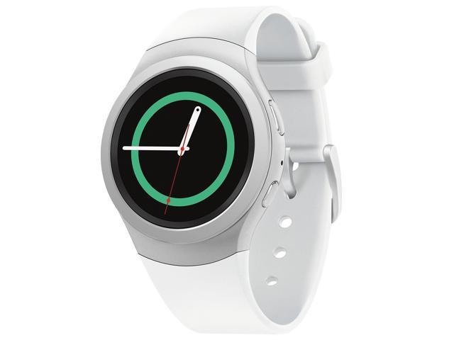 Samsung Gear S2 Smartwatch, Bluetooth, White #SM ...
