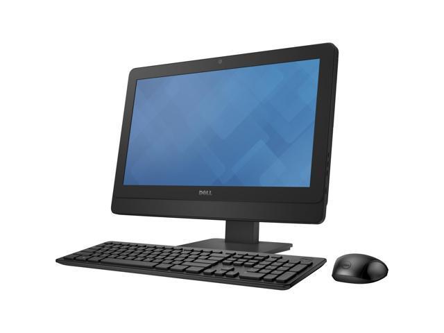 Dell OptiPlex 3030 All-in-One Computer - Intel Core i5 (4th Gen) i5-4590S 3 GHz - Desktop