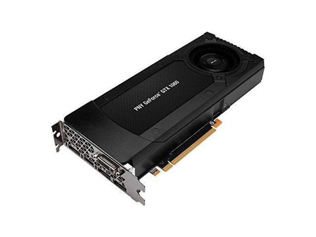 PNY VCGGTX10606PB-CG Geforce Gtx 1060 - Cg Edition - Graphics Card - Gf Gtx 1060 - 6 Gb Gddr5 - Pcie 3.0 X16 - Dvi, Hdmi, 3 X Displayport