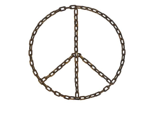 Chain of Peace Wall Decor