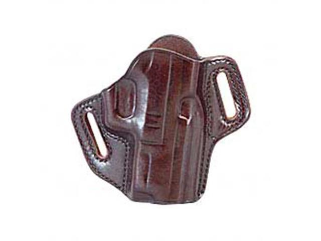 Galco CON440H Concealable Belt Holster Havana Leather RH for H&K P30