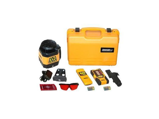 40-6529 Electronic Self-Leveling Horizontal and Vertical Rotary Laser Kit