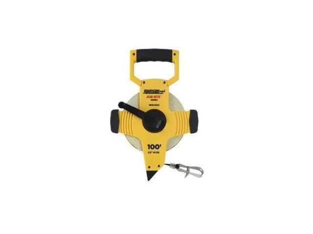 1808-0100 100-ft Open Reel Fiberglass Tape Measure