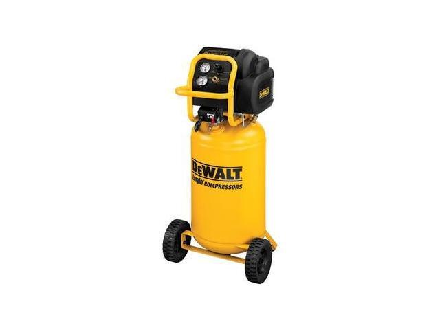 D55168 1.6 HP 15 Gallon Oil-Free Wheeled Portable Workshop Air Compressor
