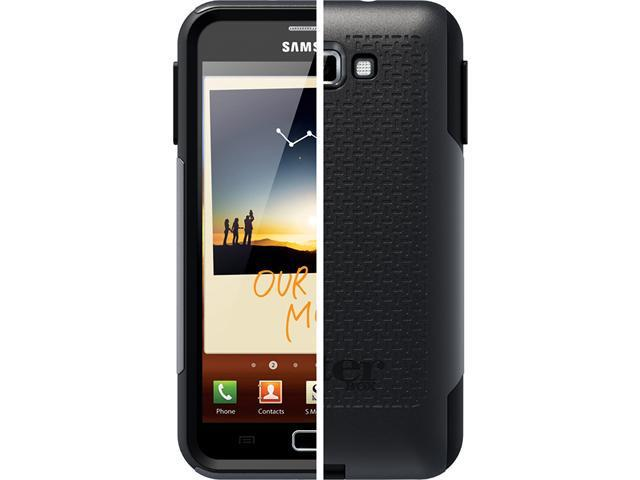 OtterBox Commuter Black Case For Samsung Galaxy Note 77-19439