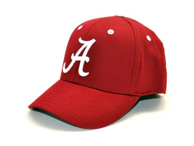 Alabama Crimson Tide Official NCAA Youth One Size Adjustable Cotton Hat Cap by Top Of The World