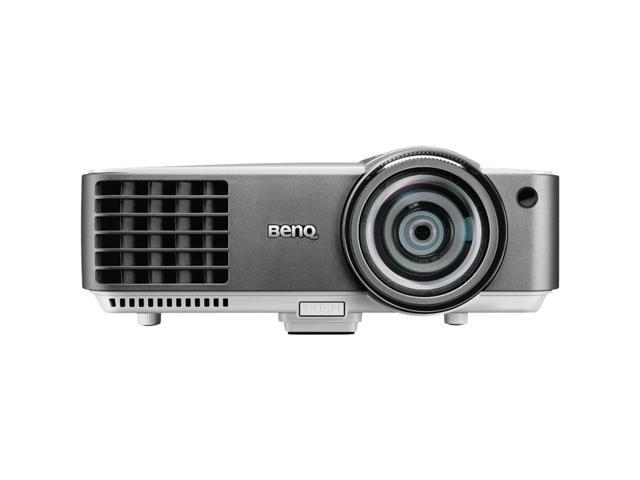 BenQ MX823ST  XGA 1024 x 768, 3200 ANSI Lumens, 13,000:1 Contrast Ratio, HDMI / MHL inputs, Short throw projector with optional pen and finger touch interactive features, Analog VGA, LAN control, DLP