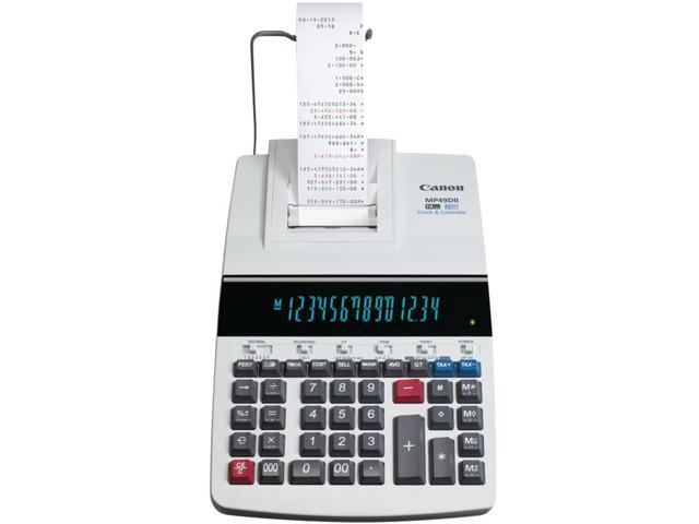 CANON 8708B001 MP49DII GB Desktop Printing Calculator