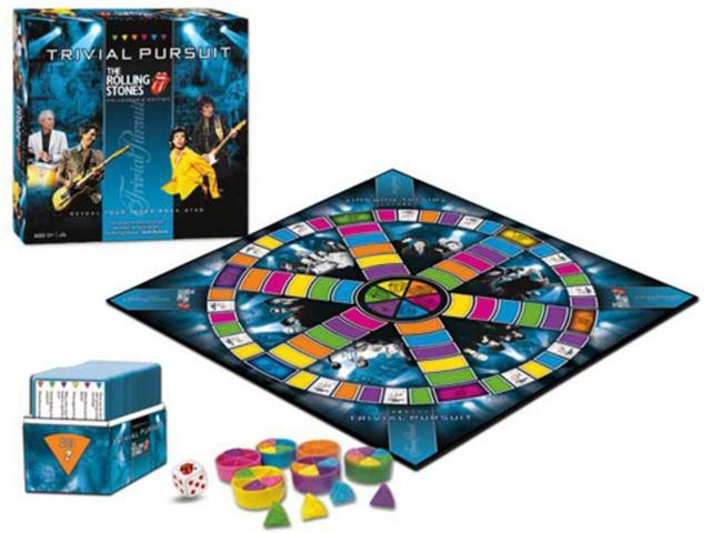 Trivial Pursuit - Rolling Stones Collector's Edition