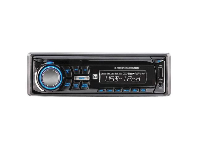 Dual AM/FM/CD-R/RW/MP3/WMA USD contol for ipod/Phone 3.5mm SWI ready Remote 2 Pre-amp out