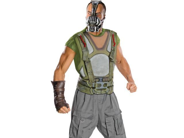 Batman Deluxe Bane Costume Adult Large 42-44