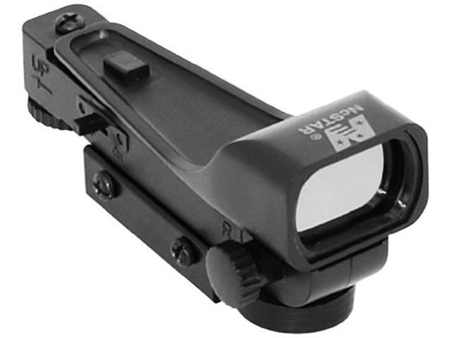 NcSTAR Red Dot Sight - Plastic Red Dot-3 / 8