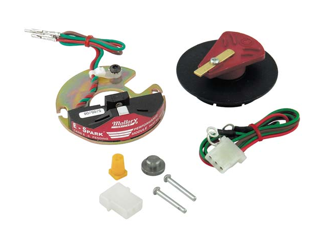Mallory E-Spark Ignition Conversion Kit